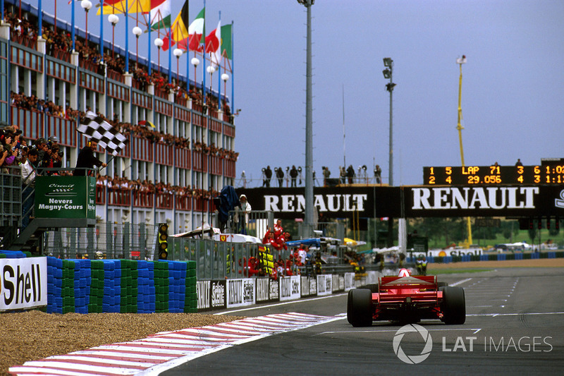 1997 Fransa GP