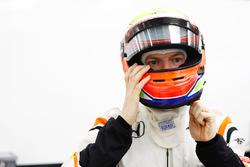 Oliver Turvey, McLaren