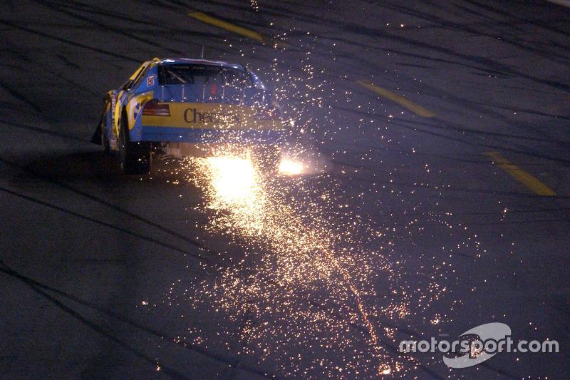 NASCAR Cup. Шарлотт, Джон Андретти, 2003 год