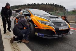 Honda Civic TCR, Boutsen Ginion Racing