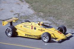 Рик Мирс, March 85C Cosworth