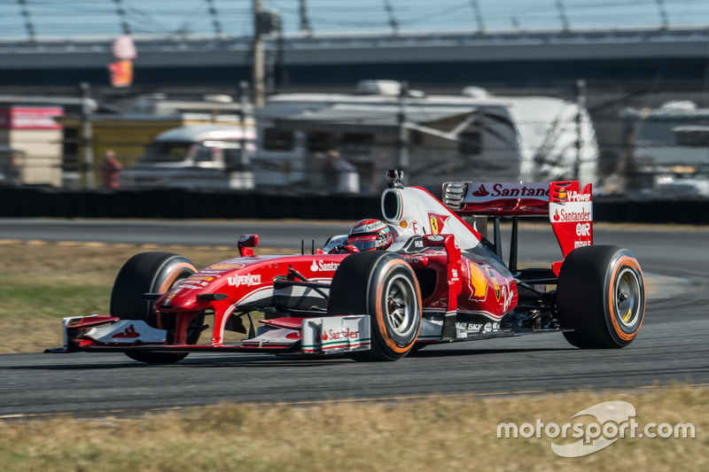 Kimi Räikkönen, Ferrari F60
