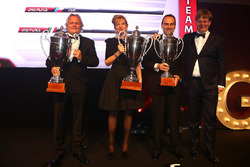 2016 Endurance Cup Pro-AM Cup Teams, Kessel Racing, 1st place, ISR, 2nd place, AF Corse, 3rd place