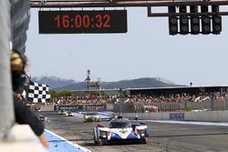 #27 SMP Racing Dallara P217 Nissan: Matevos Isaakyan, Egor Orudzhev takes the win