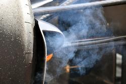 Гальма на Red Bull Racing RB13