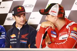 Dani Pedrosa, Repsol Honda Team, Jorge Lorenzo, Ducati Team
