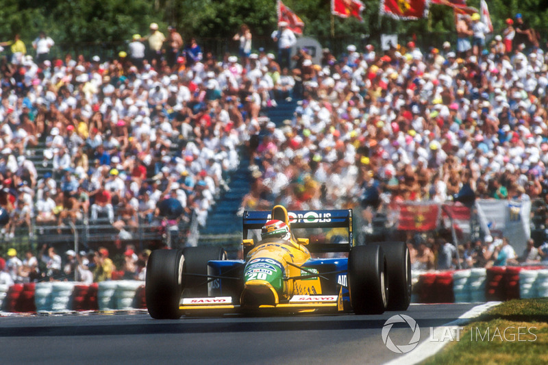 Montreal 1991: Der letzte Formel-1-Sieg