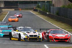 #98 Rowe Racing, BMW M6: Stef Dusseldorp, Jesse Krohn