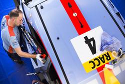 Car of Andreas Mikkelsen, Anders Jäger, Hyundai i20 WRC, Hyundai Motorsport