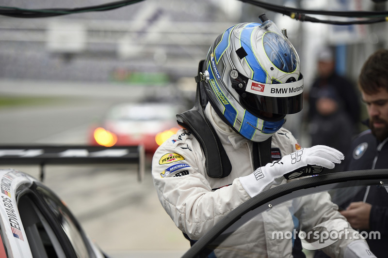 John Edwards, BMW Team RLL