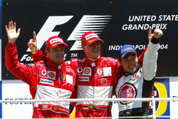 Podium: 1. Michael Schumacher, Ferrari; 2. Rubens Barrichello, Ferrari; 3. Takuma Sato, BAR