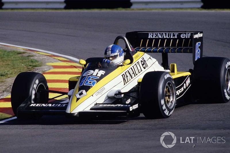 6. Дерек Уорвик (146 Гран При)