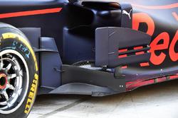 Red Bull Racing RB13: Windabweiser
