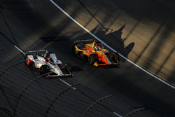 Marco Andretti, Herta - Andretti Autosport Honda, Zach Veach, Andretti Autosport Honda