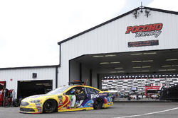 Ricky Stenhouse Jr., Roush Fenway Racing, Ford Fusion Little Hug Fruit Barrels