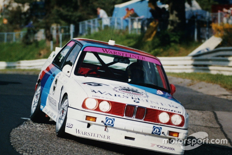 1991: Крис Ниссен, Йоахим Винкельхок, Армин Хане – BMW M3 Evo 2