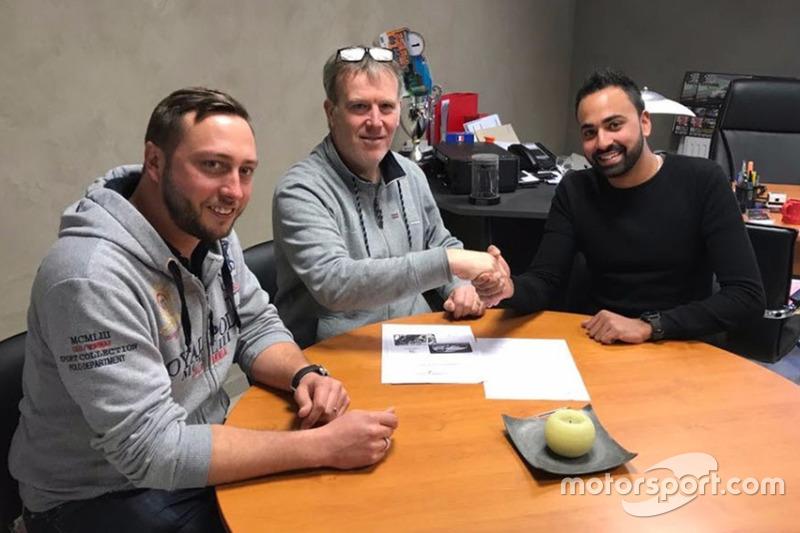 Annuncio Lathion Loeb Racing