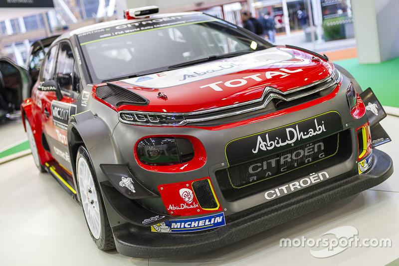 Citroen C3 WRC