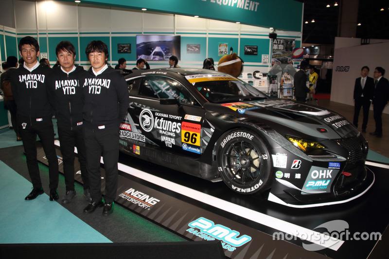 Presentasi K-tunes Racing