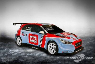 Команда BRC Racing Team