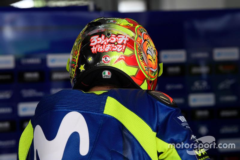 Test Sepang - Valentino Rossi