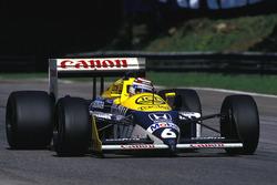 Nelson Piquet, Williams Honda FW11B