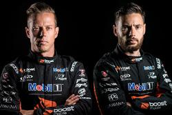 James Courtney, Scott Pye, Walkinshaw Andretti United