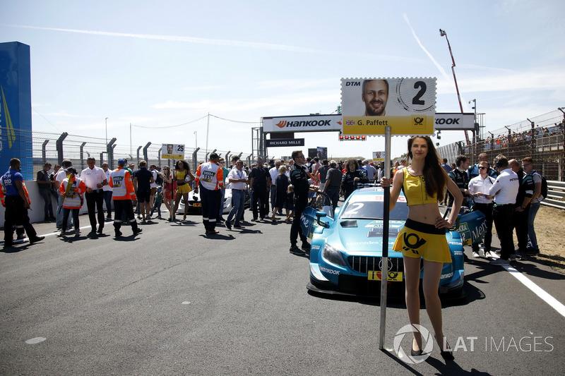 Грід-гьол Гері Паффетта, Mercedes-AMG Team HWA
