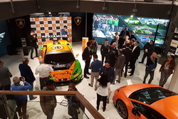 Blancpain Endurance, Orange1 GRT team launch at Lamborghini Museum