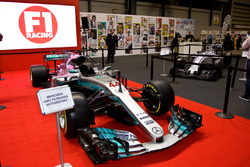 Une Mercedes F1
