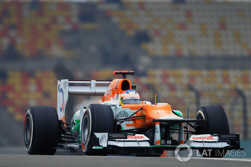 "16. <img src=""https://cdn-7.motorsport.com/static/img/cfp/0/0/0/200/227/s3/united_kingdom-2.jpg"" alt="""" width=""20"" height=""12"" />Paul di Resta, 59 Grandes Premios (2011-2013, 2017), el mejor resultado es el 4° lugar en (Singapur 2012 y Bahrein 2013)."