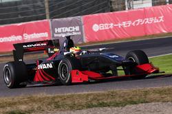 リオ・ハリアント(Honda test Car)