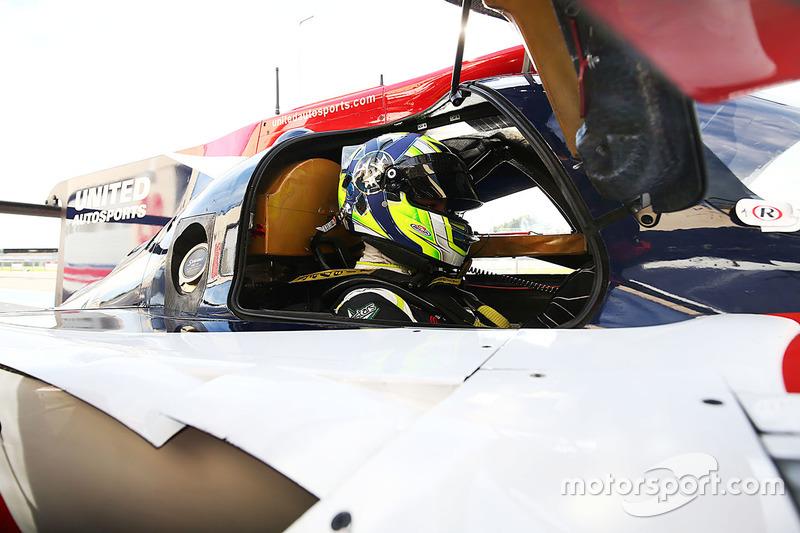 United Autosports Paul Ricard testing