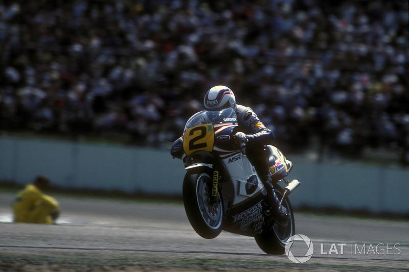 1987 - Вейн Гарднер, Honda