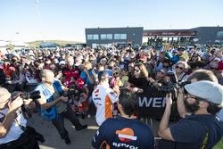 Des fans de Marc Marquez, Repsol Honda Team