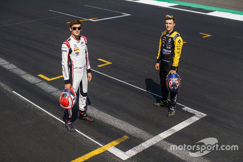 George Russell, ART Grand Prix, Artem Markelov, RUSSIAN TIME
