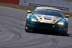 #97 Oman Racing with TF Sport Aston Martin V12 Vantage: Ahmad Al Harthy, Charlie Eastwood, Euan Mckay
