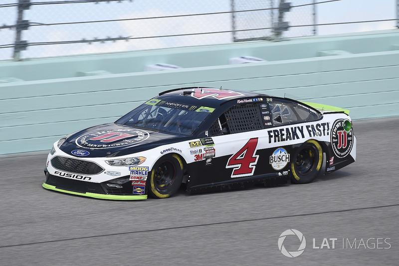 Kevin Harvick (Stewart/Haas-Ford): Dritter mit P4 im Rennen