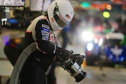 Toyota Gazoo Racing yakıt alano