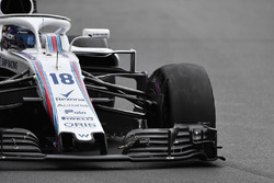 Ленс Стролл, Williams FW41