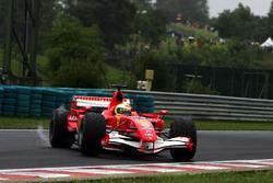 Фелипе Масса, Ferrari 248 F1 spins