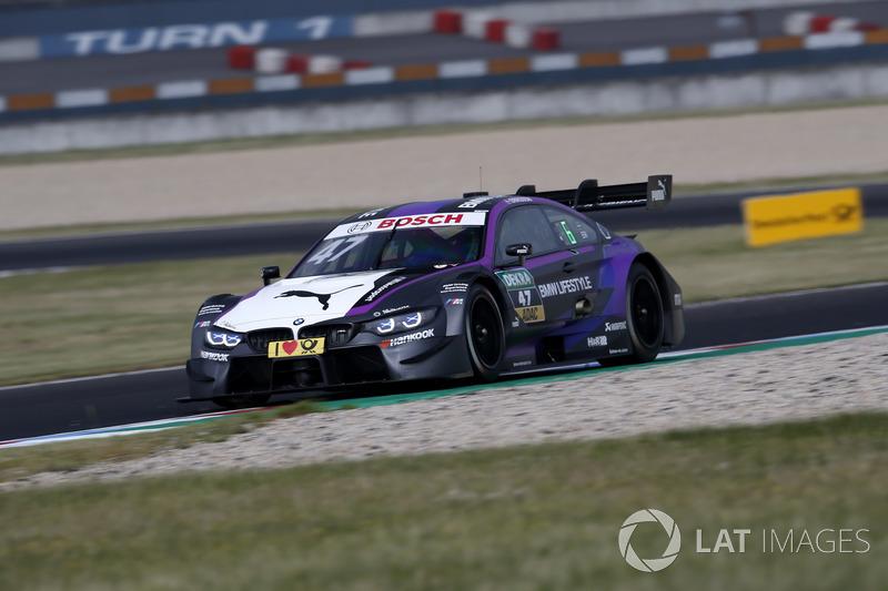 7. Joel Eriksson, BMW Team RBM, BMW M4 DTM