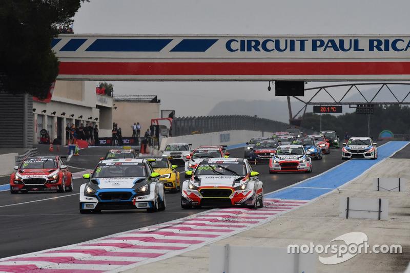 Reece Barr, Target Competition Hyundai i30 N TCR, Dániel Nagy, M1RA Hyundai i30 N TCR