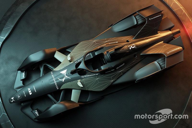 Présentation DS Virgin Racing