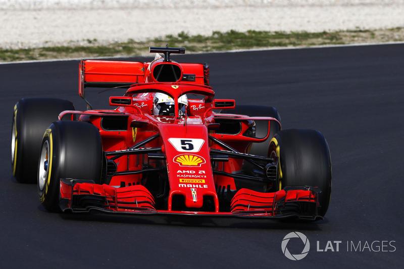 """2018: Ferrari SF71H - """"Loria"""""""
