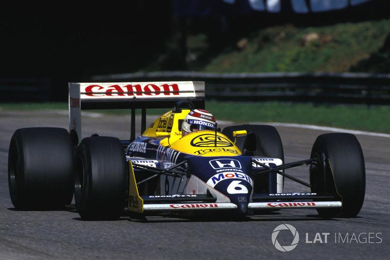 Williams FW11B