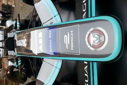 Jaguar I-Type II, dettaglio del naso