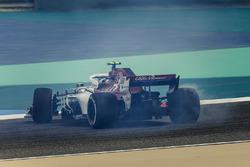 Разворот: Шарль Леклер, Alfa Romeo Sauber C37