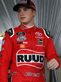 Christopher Bell, Joe Gibbs Racing, Toyota Camry Ruud-Meier Supply
