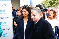 Virginia Elena Raggi, Roma Valisi, Jean Todt, FIA Başkanı